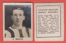 Sheffield Wednesday Andy Smailes